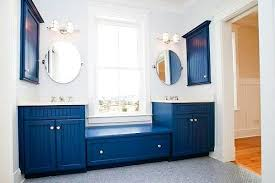 Navy And White Bathroom Ideas Blue And White Bathrooms Navy Blue And White Bathroom Ideas