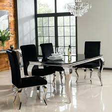 Contemporary Formal Dining Room Sets Dining Table For 6 People Dining Tables Breathtaking Brown