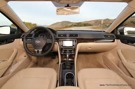 volkswagen tdi interior 2014 volkswagen passat tdi 012 the truth about cars
