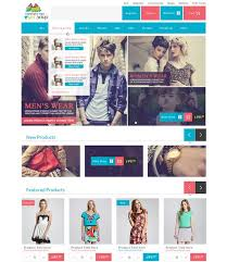 web shop design 30 free ecommerce psd templates for designers psd downloads