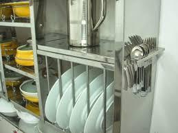 Kitchen Cabinet Plate Organizers Plate Racks Dish Drying Racks U0026 Shelf Racks