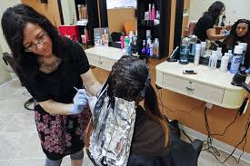 husband envisions wife u0027s new erie salon as first of many