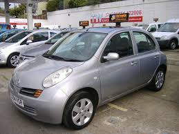 nissan micra used nissan micra 2004 for sale motors co uk