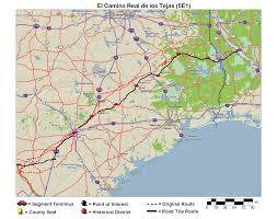 Historic Route 66 Map by Alabama Arkansas Louisiana Mississippi Oklahoma Texas