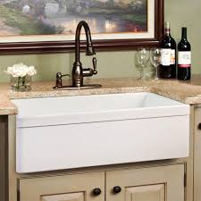 Cheap Farmhouse Kitchen Sinks White Kitchen Farm Sink Stainless Apron Front Sink Cheap Apron