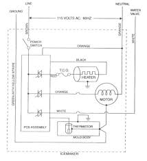 wiring diagram for whirlpool ice maker travelwork info