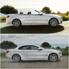 bmw 4 series hardtop convertible works even in bad weather the bmw 4 series