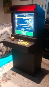 Building A Mame Cabinet How To Build An Arcade Machine For All Your Favorite Games