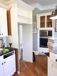 how to build a cabinet around a refrigerator pantry build out bower power