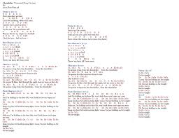 chandelier sia music letter notation with lyrics for flute
