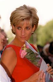 princess di hairstyles celebrity hairstyles princess diana hair 1997 princess diana