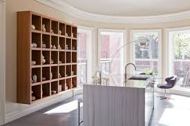 kitchen wall shelving ideas dining room kitchen wall shelving ideas filled by round glass top