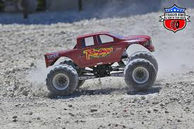 rc monster truck freestyle videos rampage u2013 ar60 based monster truck build