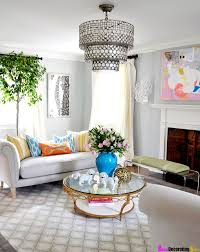 Orange Home And Decor by Spring Home Decorating Ideas Living Room Trend Home Design And Decor