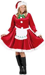 mrs santa claus costume women s plus size mrs santa claus costume candy apple costumes