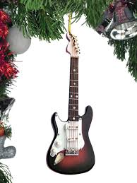 buy electric guitar ornament gift