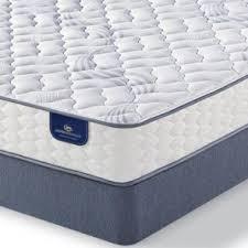 queen serta perfect sleeper regal suite ii double sided firm mattress