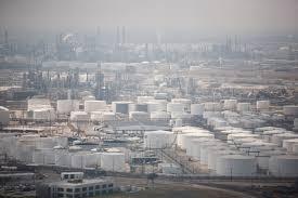 new hazard in storm zone chemical blasts and u0027noxious u0027 smoke