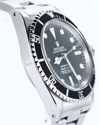 rolex print ads rolex 1965 submariner 5513