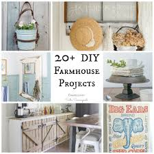 repurposed and upcycled farmhouse style diy projects
