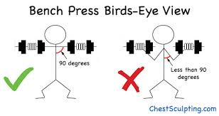 Home Bench Press Workout The Best Upper Chest Exercise U2013 For Perfect Square Pecs Chest