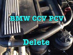 bmw e90 separator replacement bmw ccv pcv separator delete bypass 3 different options m52tu