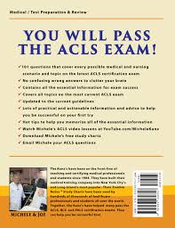 acls certification exam q u0026a with explanations