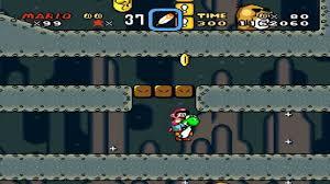 Super Mario World Level Maps by Super Mario World Snes Walkthrough Map 7 Larry U0027s Castle