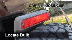jeep jk led tail light bulb third brake light bulb change jeep wrangler 1997 2006 2004 jeep