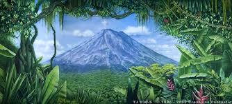 jungle backdrop tj0 030 s tropical jungle 14