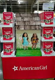 discounted gift card american girl dolls for sale at costco american girl kit doll