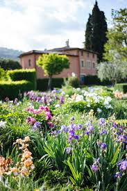 Family Garden Sf Villa La Massa Florence The Taste Sf