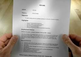self descriptive words for resume