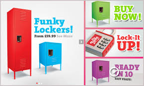 lockers for bedrooms kids lockers for bedrooms just got funky the daily grind modern plan