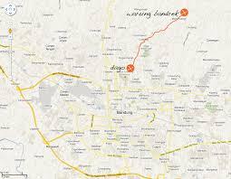 San Jose Google Maps by Bandung Map
