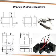 a class ac motor fan cbb61 2uf 400v 2wire ceiling fan wiring