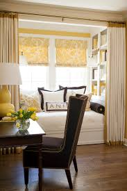 Bay Window Treatment Ideas by Bay Window Decor To Try In Your Home