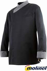 blouse de cuisine blouse de cuisine femme incroyable veste cuisine molinel réf 2742