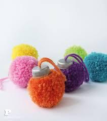 25 unique pom pom tree ideas on crafts for