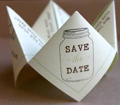 save the date ideas diy diy save the date cards uk clublifeglobal