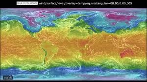 United States Temp Map by 2013 11 1204 02 Surface Wind And Temperature Map From The Global