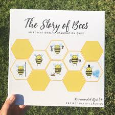 beekeeping like a the story of bees educational game