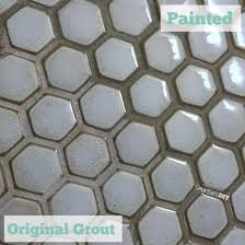 Mosaic Bathroom Floor Tile Ideas Painting Floor Tiles