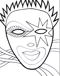 mardi gras coloring pages for kids coloringstar