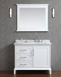Single Bathroom Vanity by Ari Kitchen U0026 Bath Jude 42