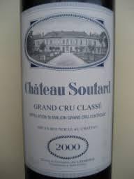 learn about chateau soutard st 2000 château soutard bordeaux libournais st émilion