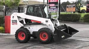 bobcat s220 skid steer loader 1803 ssl southern tool