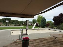 Century Awning Retractable Awning On Mid Century Home Northwest Shade Co