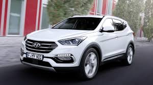 2017 hyundai santa fe review top gear