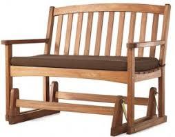 Metal Sofa Glider Best Styles Of Outdoor Bench Gliders Outdoor Room Ideas